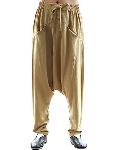 MatchLife -  Pantaloni  - Gonna - Uomo cachi