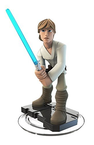 Disney Infinity 3.0 Edition: Star Wars Luke Skywalker Single Figure (No Retail Package) by Disney Infinity