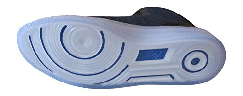 Nike Nsw Pro Stepper, Scarpe da Basket Uomo, Talla Blu / Nero / Argentato (Gm Ryl/Gm Ryl-Blck-Mtllc Slvr)