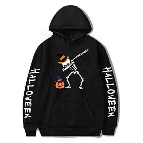 Süßes Paar Halloween Outfit Ideen - LOPILY Hoodie für Paar Halloween Pullover