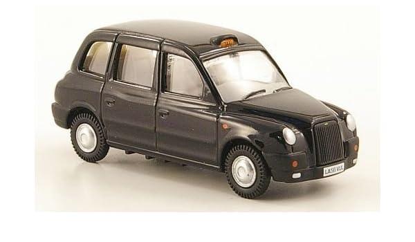 Oxford 1:43 Austin TX4 Taxi Fertigmodell schwarz Modellauto