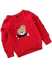 nuovo concetto f60da 18a60 Amazon.it: maglione natale - Maglieria / Bambino 0-24 ...