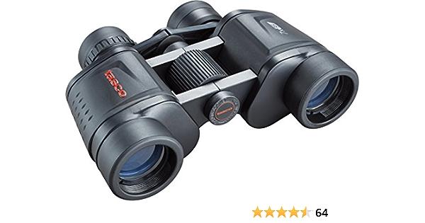 Tasco Essentials 2016 Binoculars Black 7x35 Camera Photo