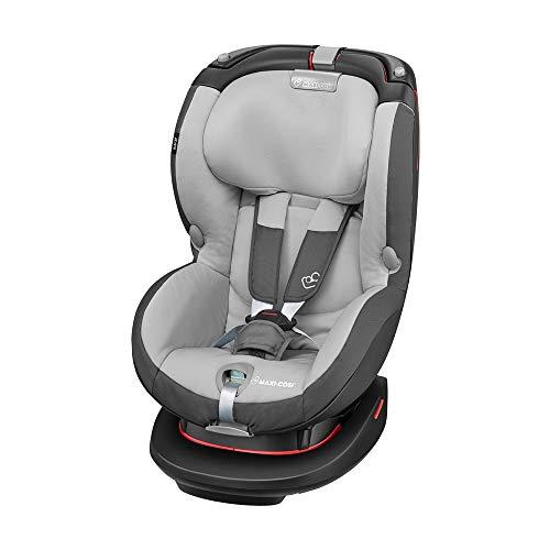 Maxi-Cosi Rubi XP Kindersitz, mit optimalem Seitenaufprallschutz und höhenverstellbarer Kopfstütze, Gruppe 1 Autositz (ab 9 Monate bis ca. 4 Jahre, 9-18 kg), Dawn Grey