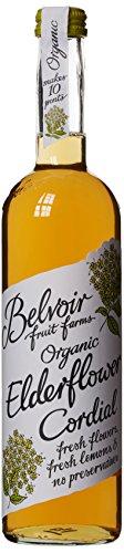 Belvoir Sirop de Fleur de Sureau Bio 50 cl