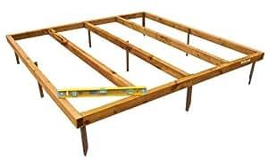 Holz Regal Boden 234 X 179 cm