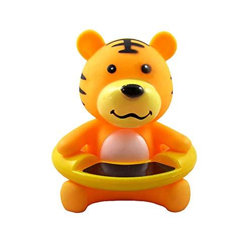 ierbaby-Duschen-Wasser-Thermometer-Temperatur-Prüfvorrichtung, die Zubehör badet Tiger# ()