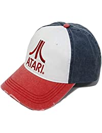 PCM Atari Baseball Cap Red Logo Berretti Cappelli