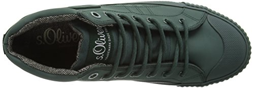 s.Oliver Herren 15222 High-Top Grün (GREEN 700)