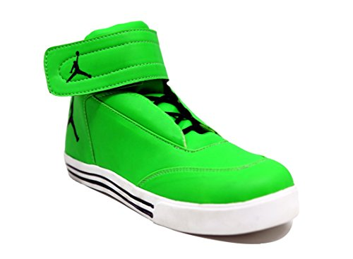 Shoe Fad Green Jordan Casual Shoes for men's