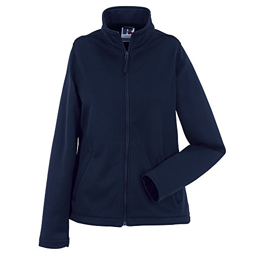 Russell Womens smart softshell jacket French Navy