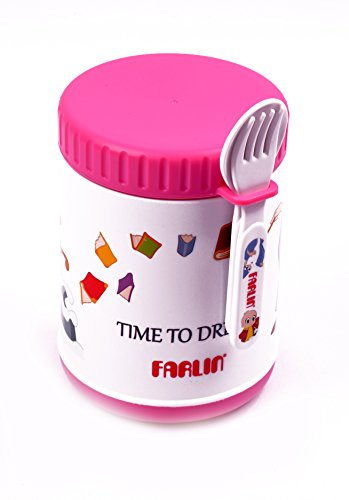 Farlin Yammy Warmer Can Large (Pink)