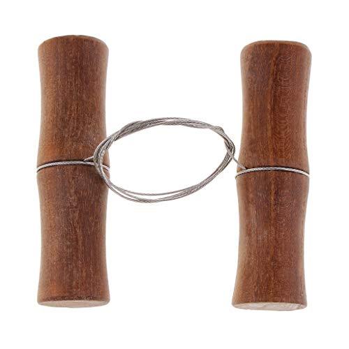 FLAMEER 1 Stück Holzgriff Tonschneider Keramik Werkzeuge Drahtschneider