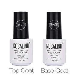 ROSALIND 2PCS top coat base...