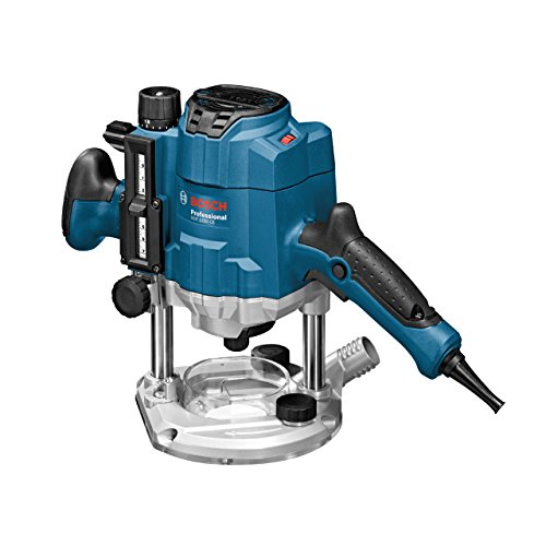 Bosch Professional 0601626000 GOF 1250 CE Fresatrice Verticale