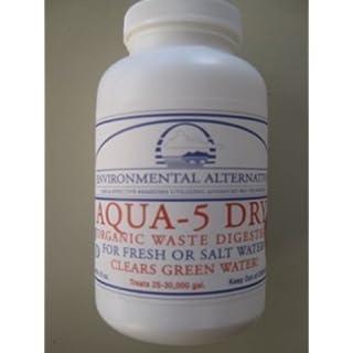 Aqua 5 Dry rein biologischer Wasserklärer für 75.000l