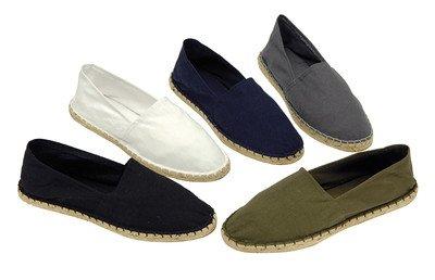 Footwear Studio , Espadrilles homme Vert - Khaki