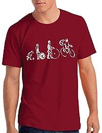 "Mens ""Ascent of Cyclist"" T shirt"