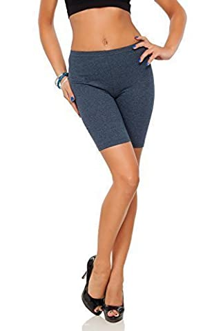 Futuro Fashion Leggings Coton 1/2 Longueur sur-genou Short Active Sport