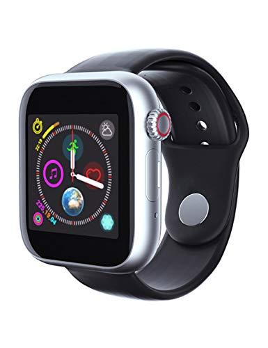 DZKQ Intelligente Uhr Uomini Della Vigilanza Del Card Di Forma Fisica Di Sport Bluetooth Telefono DellaDel Orologi Fotocamera Smartwatch