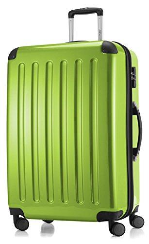 Hauptstadtkoffer – Maleta  Verde apfelgrün 119 Liter