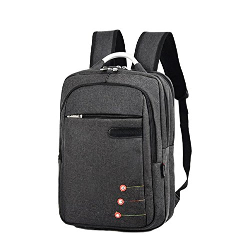 Dekompression Große Kapazität Umhängetasche Computer Tasche Business-Paket Handtasche Einfach Wilden Wasserdicht Black
