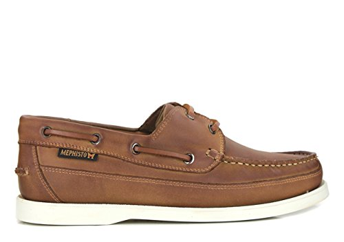 MEPHISTO Boating - Chaussures bateau - Homme Marron - Marron