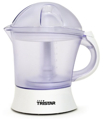 Exprimidor Tristar CP-2263 – Jarra extraíble – Tapa transparente