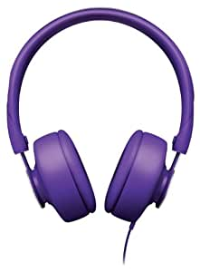 Philips SHL5605PP/10 CitiScape Downtown On-Ear Headphones - Purple