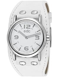 EDC Damen-Armbanduhr Analog Quarz Leder EE100642002