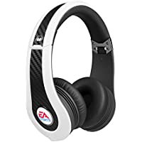 Monster Game MVP EA Sports Cuffie Gaming On Ear White, Carbone/Bianco