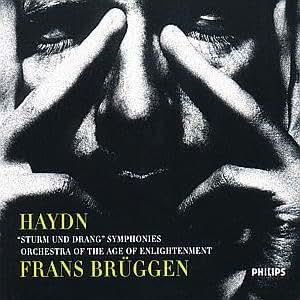 Haydn : Symphonies - Sturm & Drang
