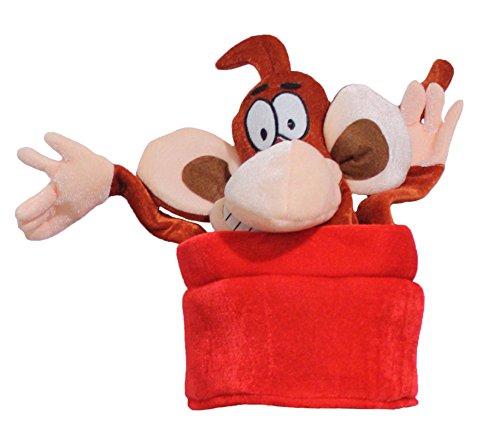 Petitebelle Gorilla Orangutan Warm Hat Animal Costume for Unisex Children (One Size)