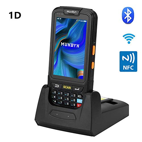 [NFC Function]Handheld Barcode S...