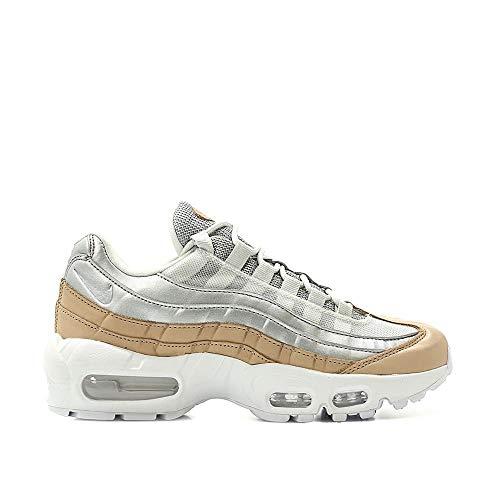 Nike Sneakers AH8697 Platinum- Silver