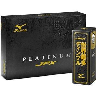 Mizuno JPX Platinum Golf Balls (12Balls) (Entfernung Golfbälle)