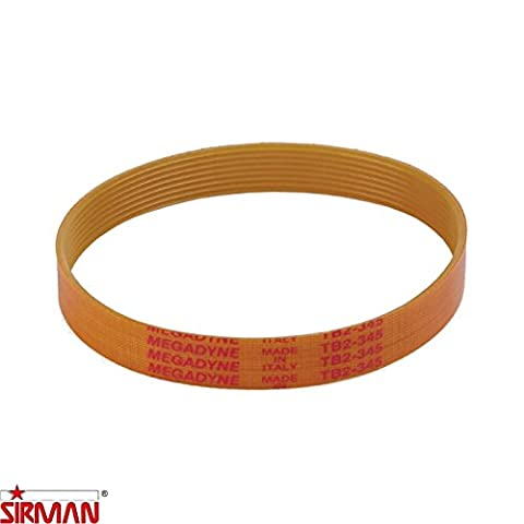 SIRMAN 19310201 Genuine Drive Belt Ribbon Pully for CE394 CE395 Meat Slicer