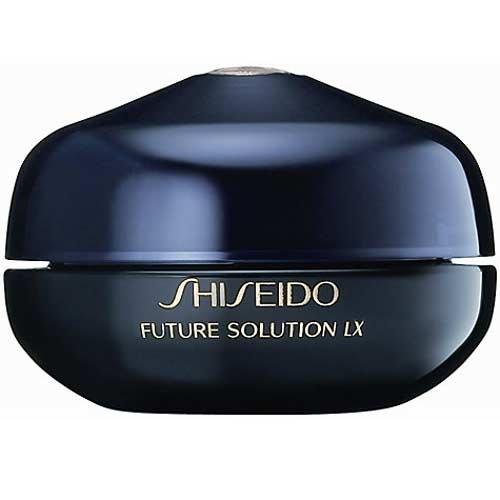 Shiseido Future Solution LX Eye and Lip Contour Regenerating Cream 15 ml by Shiseido (Solution Future Eye)