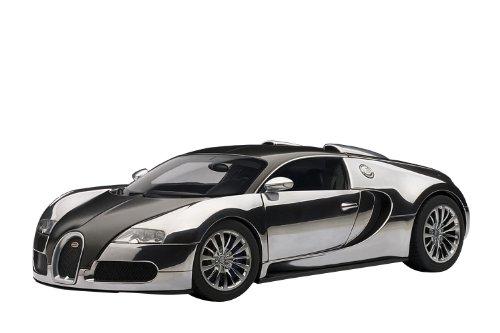 AUTOart - 70966 - Véhicule Miniature - Modèle À L'échelle - Bugatti EB 16,4 Veyron Pur Sang - 2010 - Echelle 1/18
