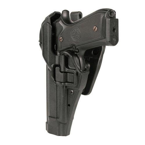 Glock 20 Duty Holster BLACKHAWK, Schwarz, Rechts
