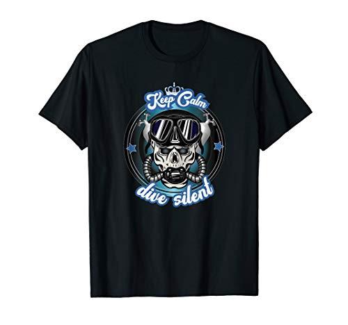 Kreislauf Taucher - Rebreather - T-Shirt, Shirt - Atemgeräusche