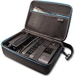Supremery Poche pour Canon Selphy CP1200 CP1300 Boîte Coquille de Protection Étui Sacoche de Transport