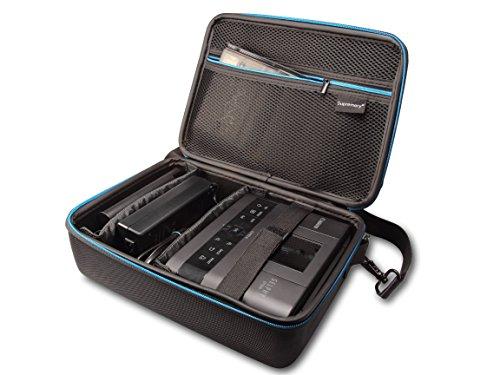 Supremery Tasche für Canon Selphy CP1200 CP1300 Case Schutz-Hülle Etui Tragetasche (Drucker Tragetasche)