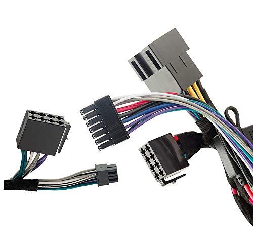Focal Impulse 4.320 Plug'N'Play ISO-Anschlusskabel F-IMPULSE-ISO