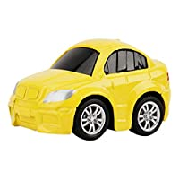 Carolui Kids Mini Pull Back Car Toys Play Mat Traffic Road Signs City Buildings Parking Game Scene Map Creative Gifts Toys