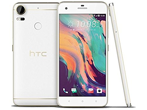 HTC Desire 10 Pro Smart Phone, Polar White