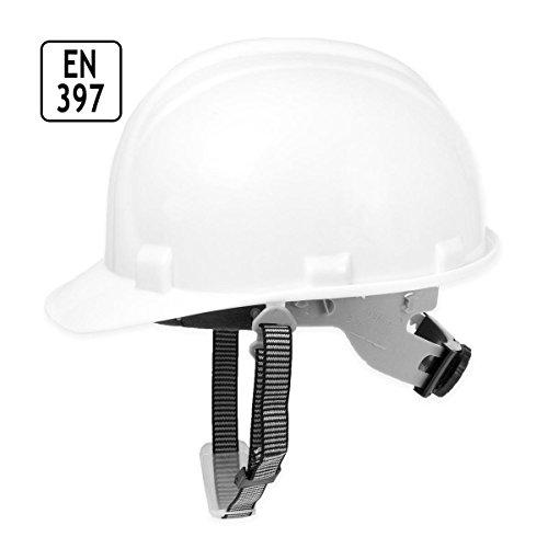 Bauhelm Schutzhelme Helm Arbeitsschutzhelm weiß EN397