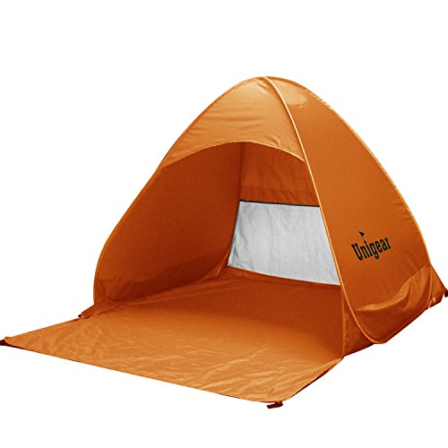 pop up tent, foldable portable baby toy tent beach outdoor sun shelter
