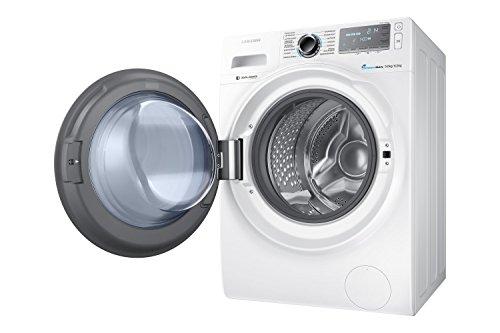 Waschtrockner Samsung : Samsung wd90j7400gweg waschtrockner u2013 küchengeräte preisvergleich