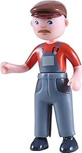 HABA 302775 Figura de Juguete para niños - Figuras de Juguete para niños (Multicolor, 3 yr(s), Plastic, Boy/Girl, 50 mm, 52 g)